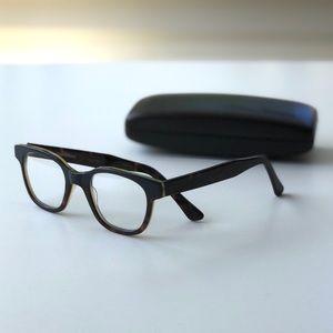 Selina Tortoise & Blue Reading Glasses